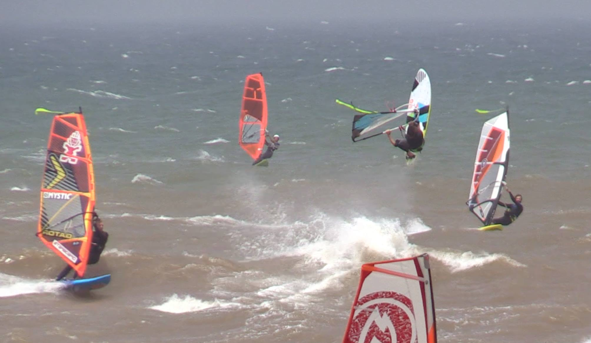 Daniel Macaulay Windsurfing Testimonial Morocco