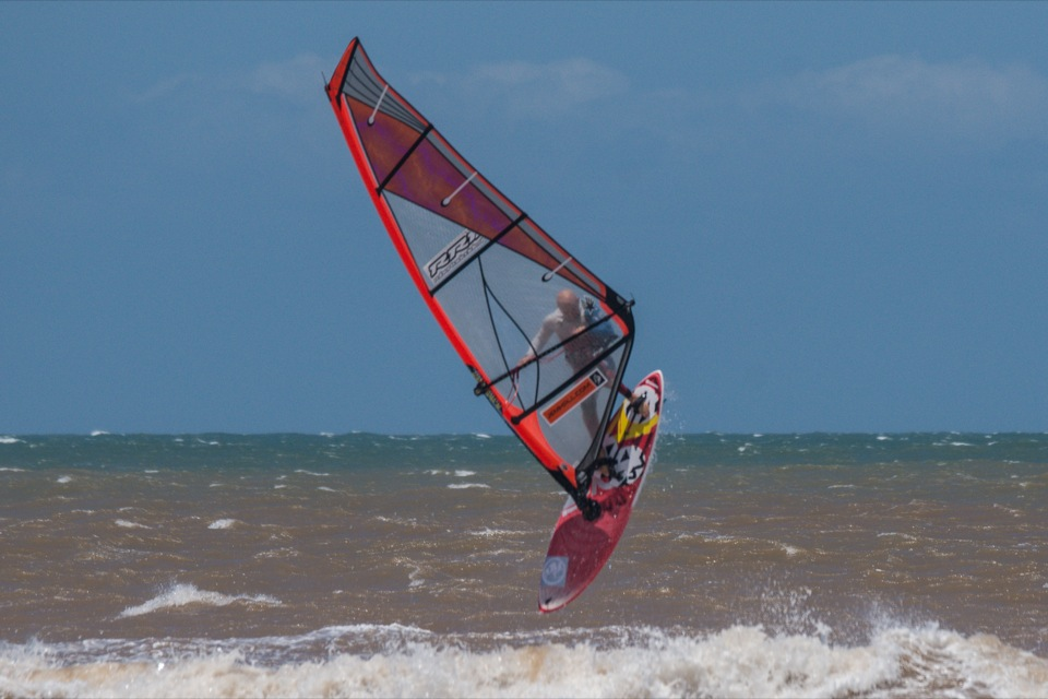 Jem Hall Windsurfing Clinics | Windsurf technique for